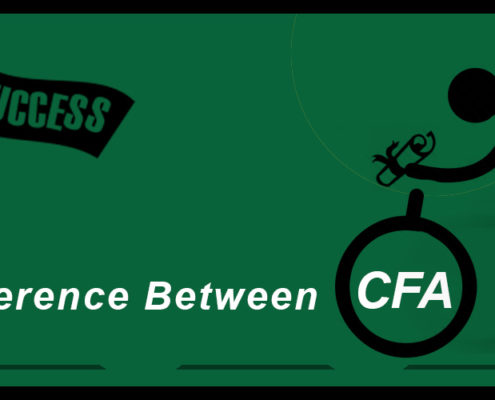 Difference between CFA and CA