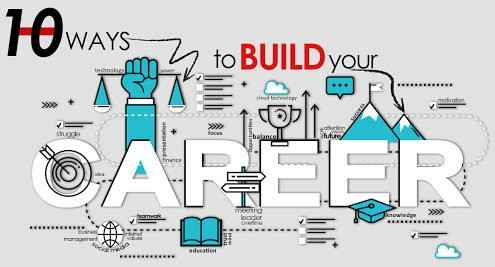 10 ways to build your career