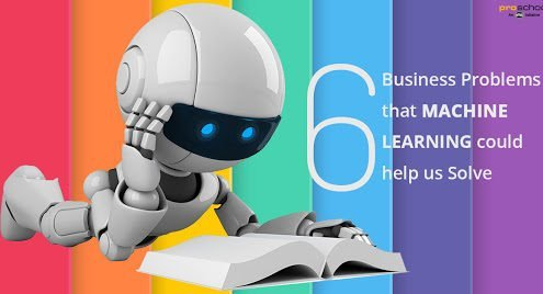 6 Business Problems that Machine Learning could help us Solve