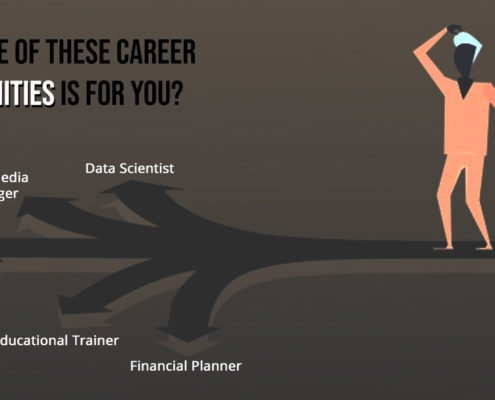 Career Opportunities - Top 5 Most Popular Options for a Mid-level Switch!