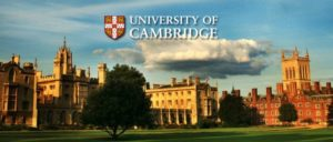 University of Cambridge Study
