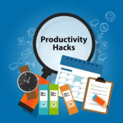 6 Best Productivity Hacks Every Employee Should Follow!