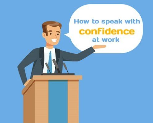 6 Work Ethic Tips to Gain Confidence to Speak while at Work