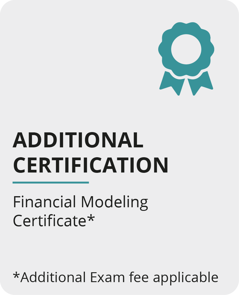 Additional Certification