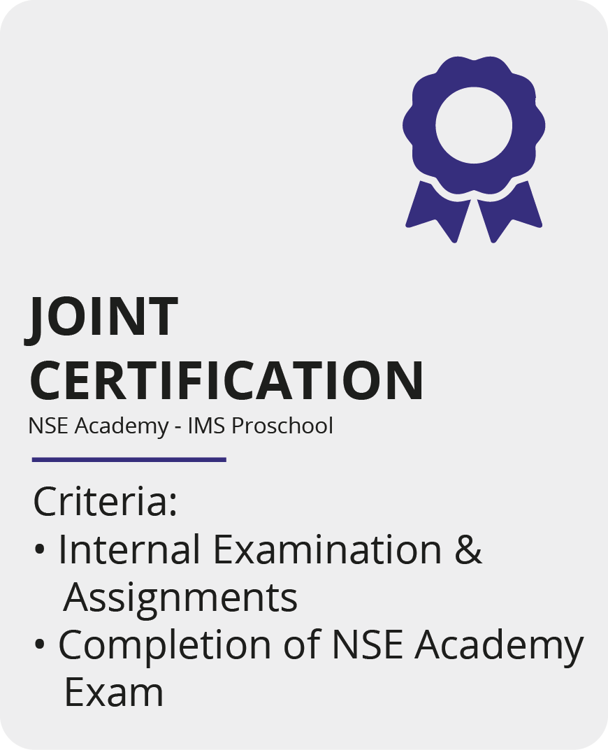Investment Banking Course with PG Certification from NSE Academy