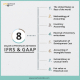 8 major difference between IFRS and GAAP